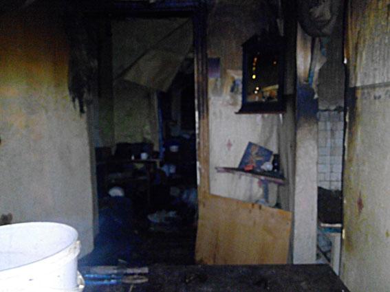 Трое погибших— Пожар наПолтавщине