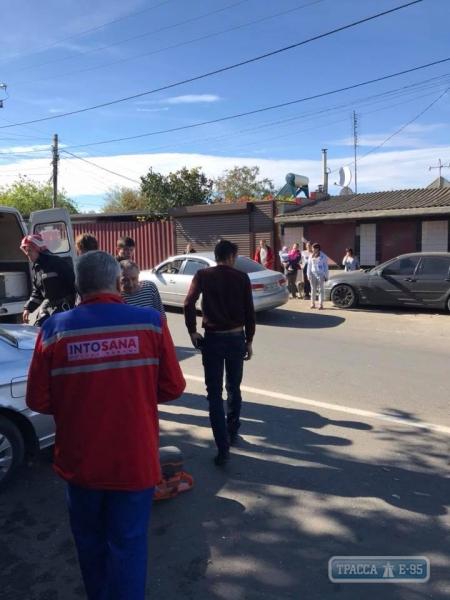 В Одеській області маршрутка врізалася в будинок, є постраждалі