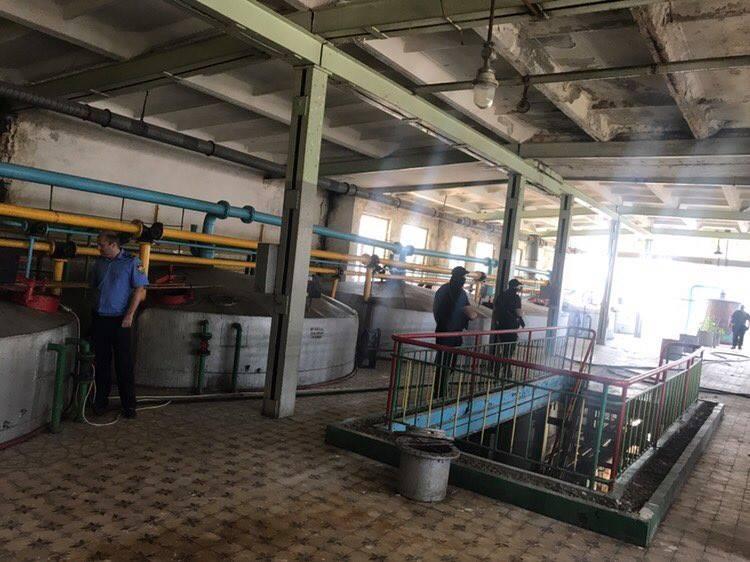 Обшуки в«Укрспирті»: податківці вилучили продукції насуму понад 180 млн гривень