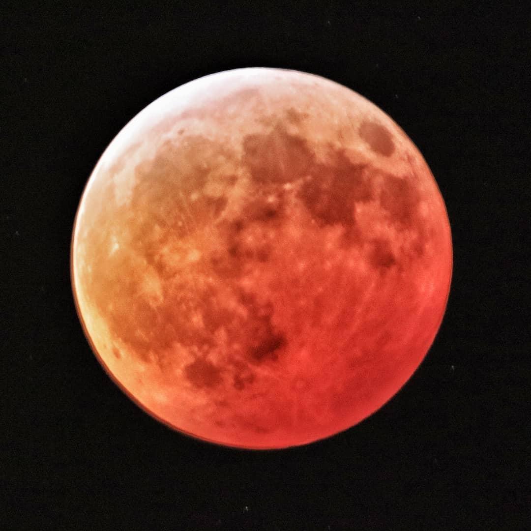 Впервые за 150 лет: когда произойдет уникальное лунное затмение