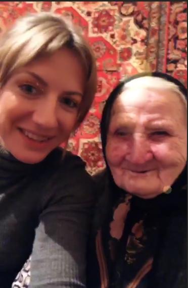 Приходила поздно: бабушка Леси Никитюк рассекретила ее личную жизнь