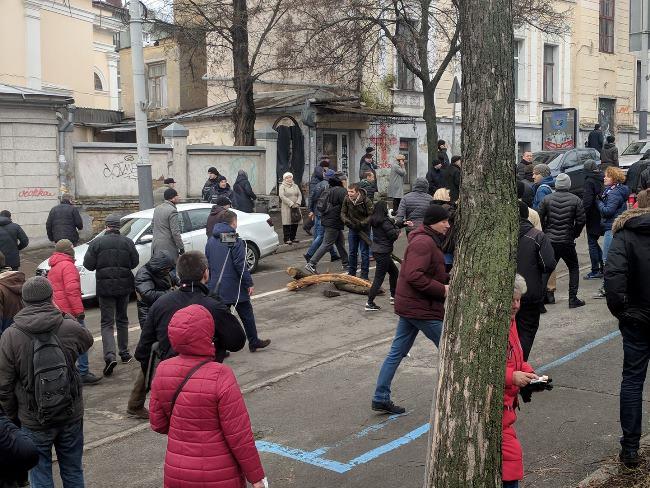 Затримання Саакашвілі: онлайн
