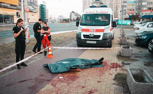 В Киеве мужчина покончил с собой флаконом от духов: он оставил записку