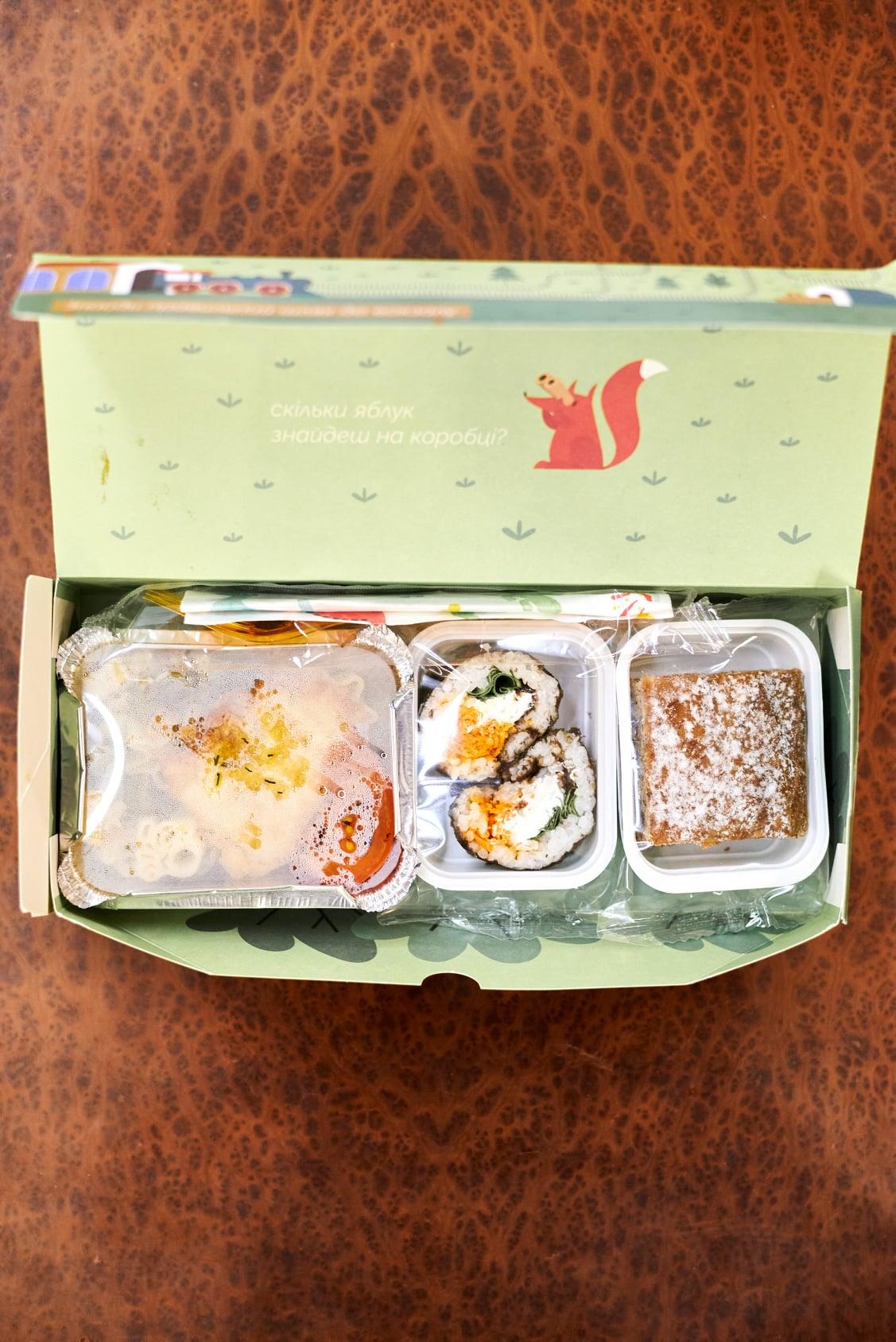 Укрзализныця готовит новшества в меню для детей и взрослых: какие будут блюда (фото)