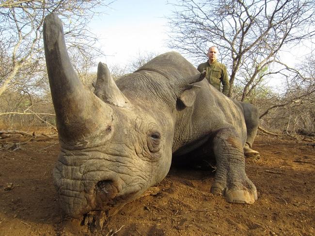 Шуфрич убивал носорогов в Африке: скандал получил продолжение