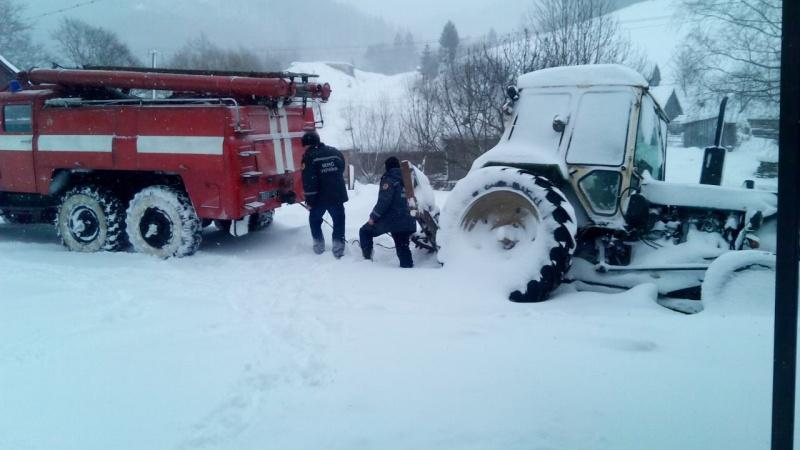 ВЗакарпатской области обесточены 25 населенных пунктов— Непогода вгосударстве Украина