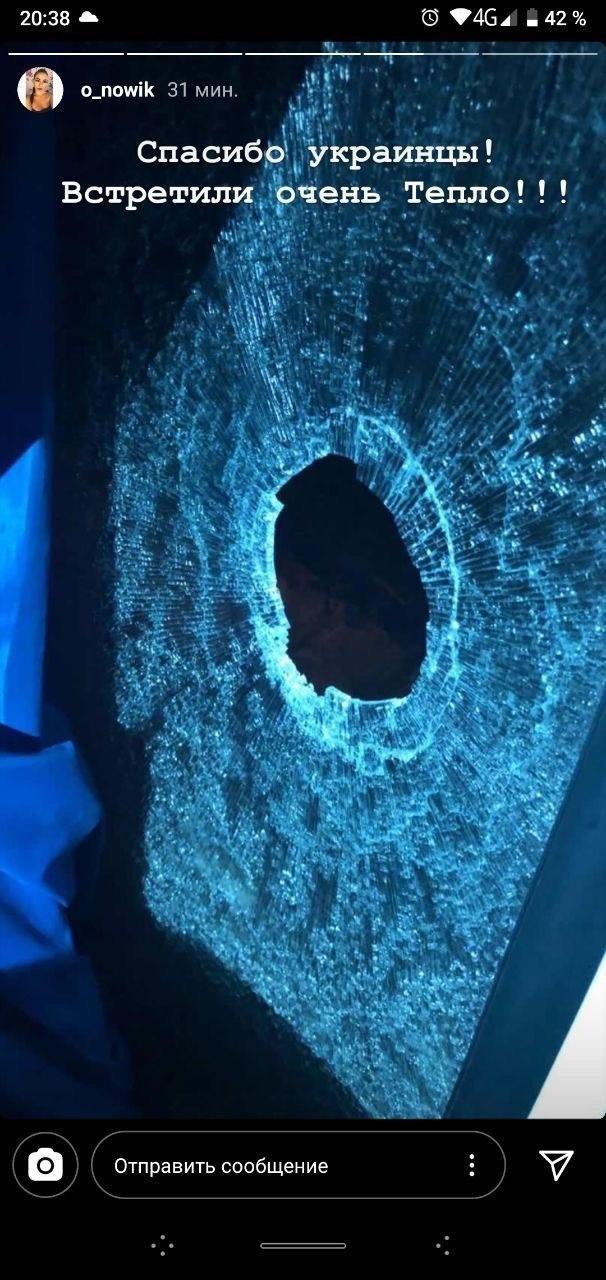 Люди закрывали детей от камней: шокирующее видео из Новых Санжар