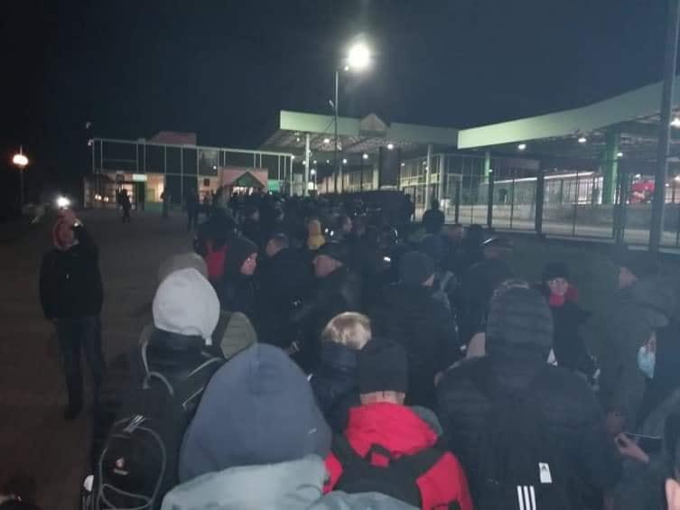 Карантин в Україні: з'явилися страхітливі фото з кордону