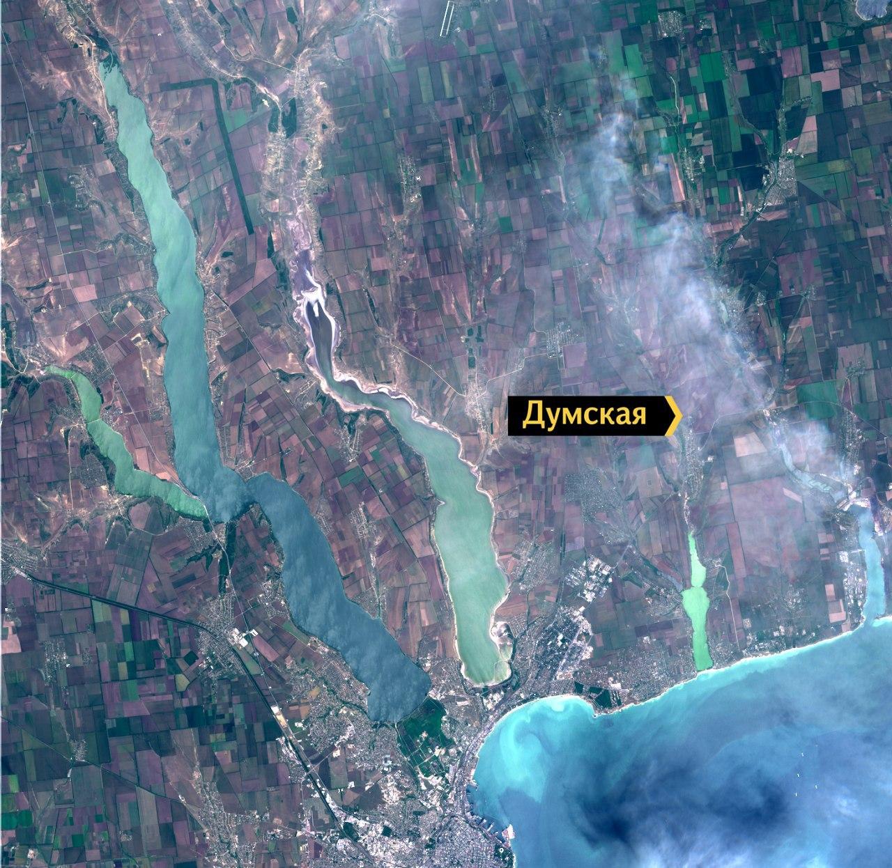 В Одессе вода поменяла цвет: вонь стоит жуткая