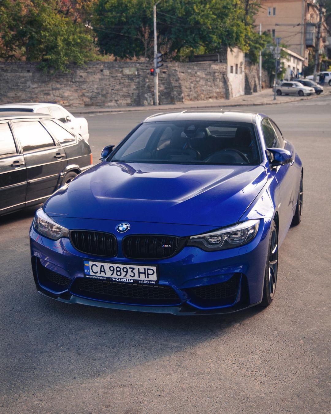 В Одессе засветился люксовый BMW: стоит более 3 миллионов