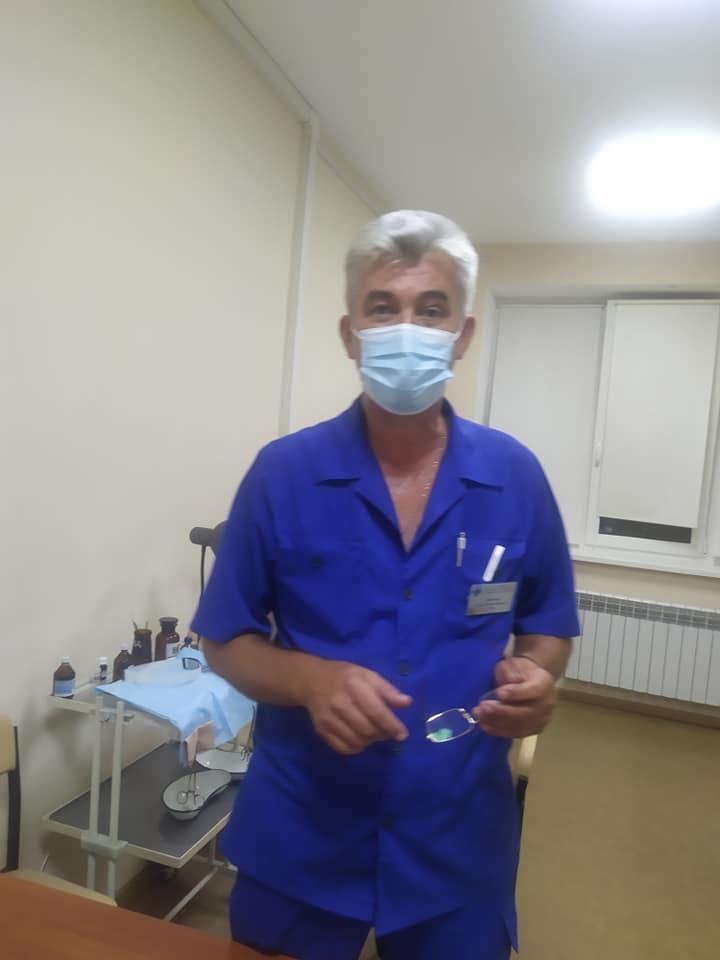 В Киеве врач требовал взятку, наотрез отказываясь помогать больному ребенку (фото)