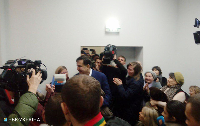 Суд поделу Саакашвили перенесли наянварь
