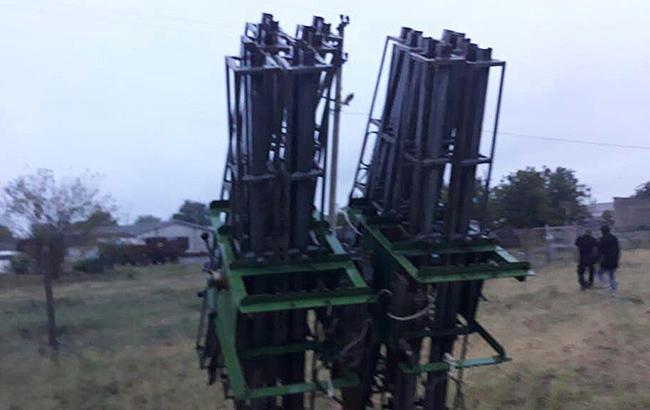 В Белгород-Днестровском обнаружили и изъяли арсенал оружия