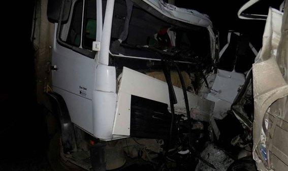 Под Винницей случилось жуткое ДТП сгрузовиками— Никто невыжил