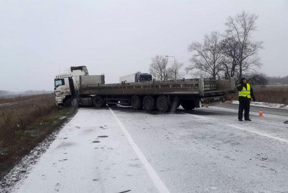 Кошмарная авария произошла вПолтавской области