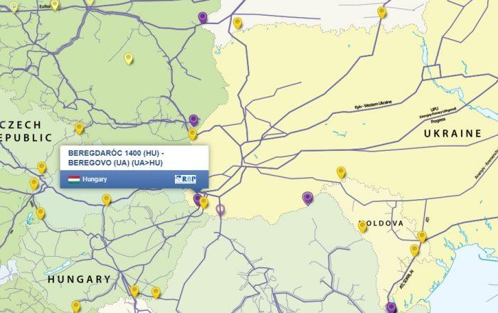 Украина подписала газовое соглашение с Венгрией по европейским нормам
