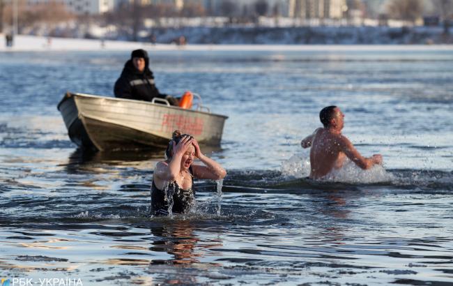 Хрещення 2020: як підготуватися до купання в ополонці