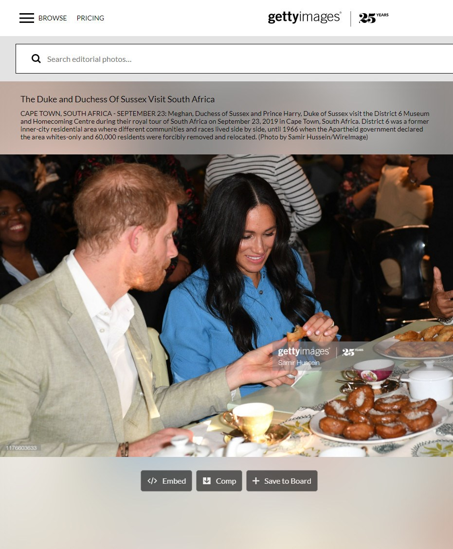 Королевский фотограф показал 5 редких фото Меган Маркл и принца Гарри, которые мало кто видел раньше
