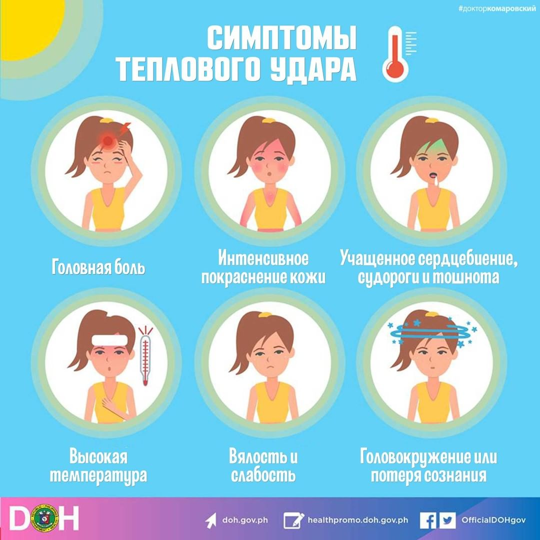 Комаровський попередив про небезпечний для здоров'я стан у спеку: перевірте симптоми!