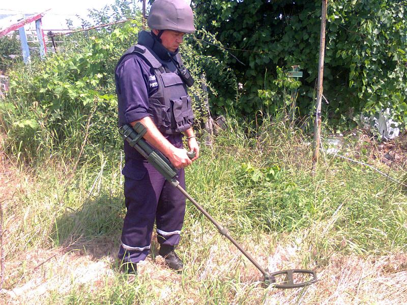 На території області за минулу добу виявили та знищили два вибухонебезпечні предмети