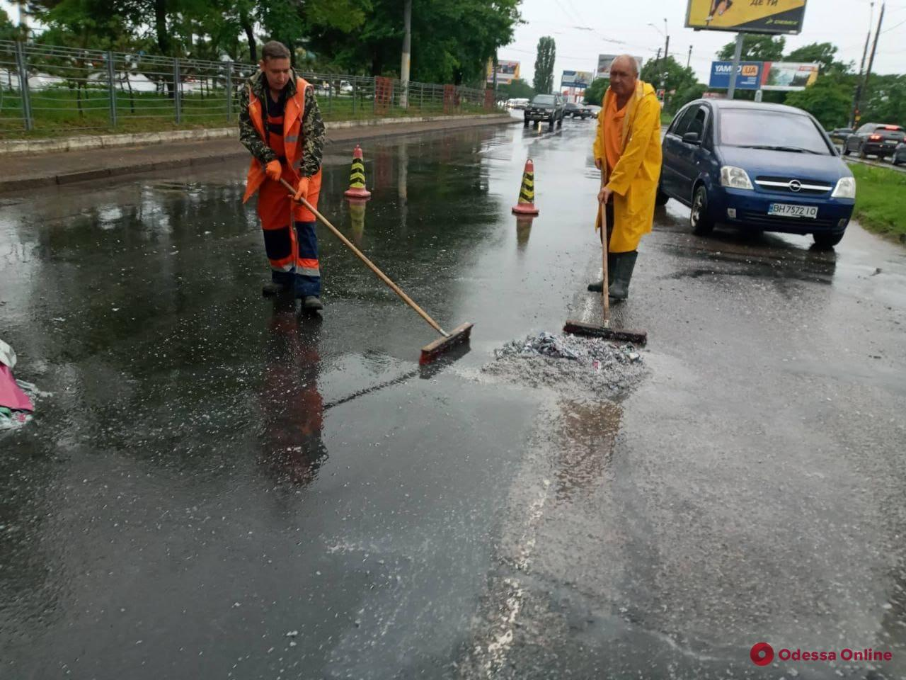 Одеса пішла під воду і перетворилася на Венецію: таким місто ще не бачили