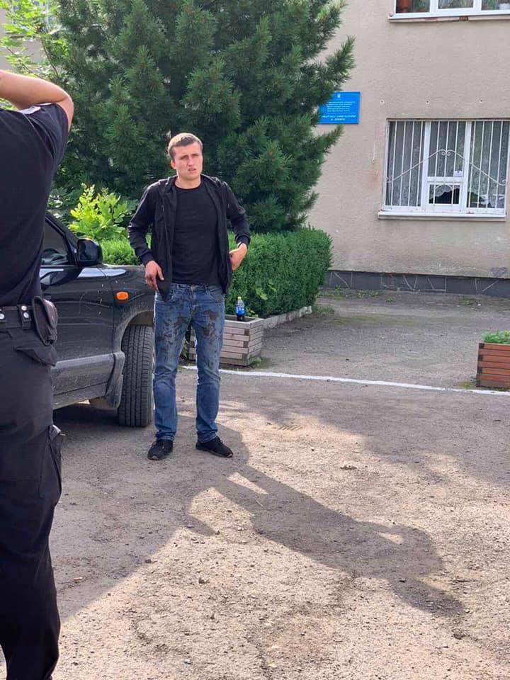 """У Яремче п'яний поліцейський збив красиву байкершу: винуватець вже спробував все """"порішати"""""""