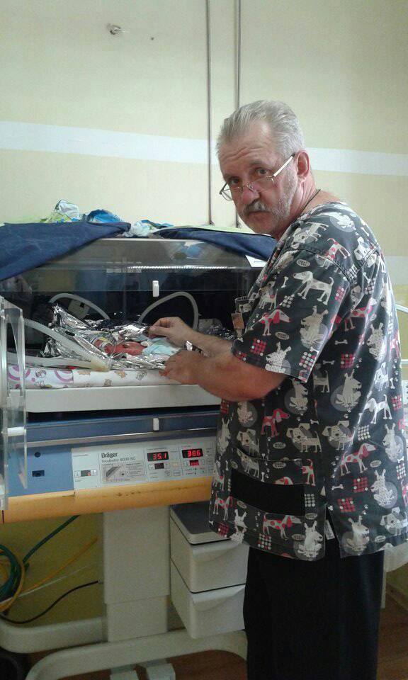 Коронавирус убил известного украинского врача, который спасал недоношенных детей