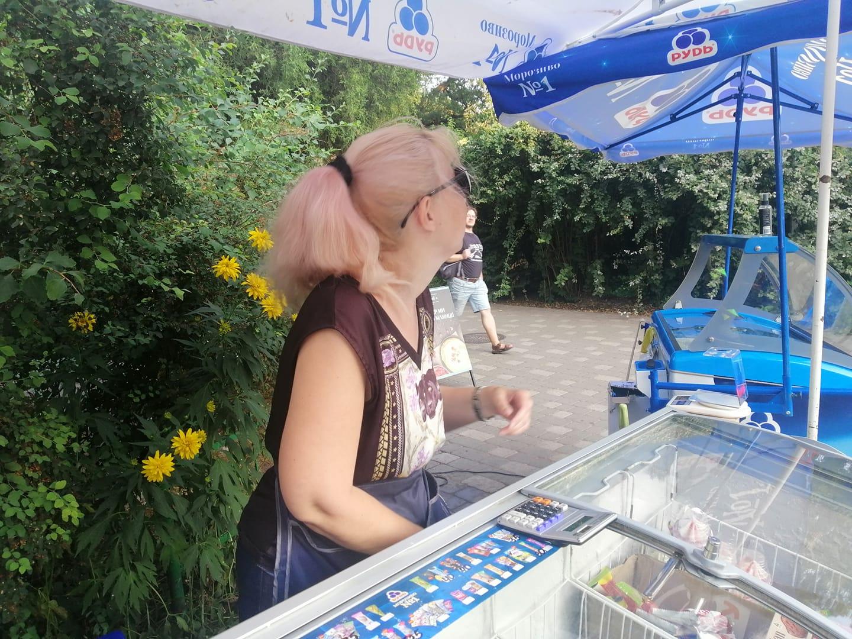 Хотів купити морозиво: у Києві продавець побив чоловіка через українську мову (фото)
