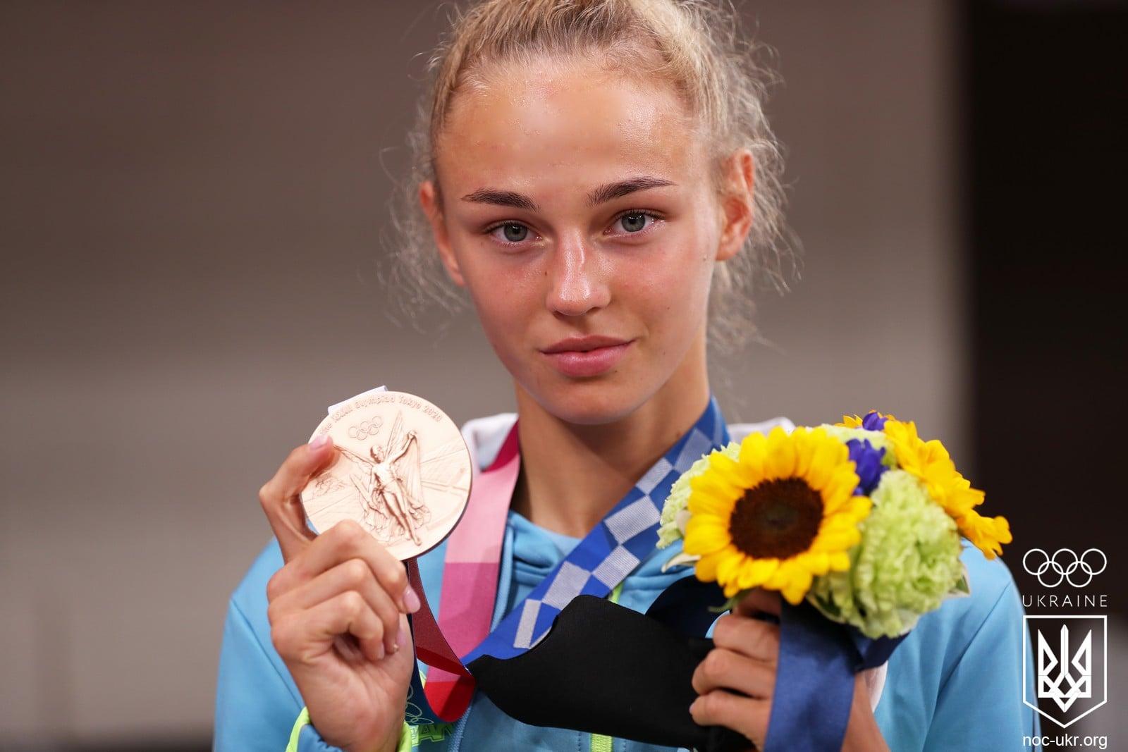Білодід принесла Україні історичну нагороду Ігор: емоції спортсменки не залишать вас байдужими