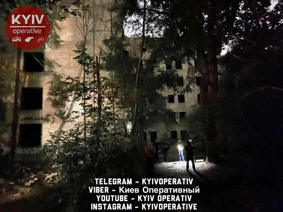 У Києві стався смертельний вибух