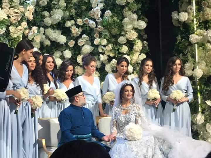Король Малайзії розлучився з російською дружиною через пост в Instagram: усі деталі