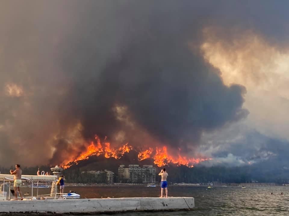 Апокаліпсис повертається: українка показала, що насправді відбувається на курортах Туреччини
