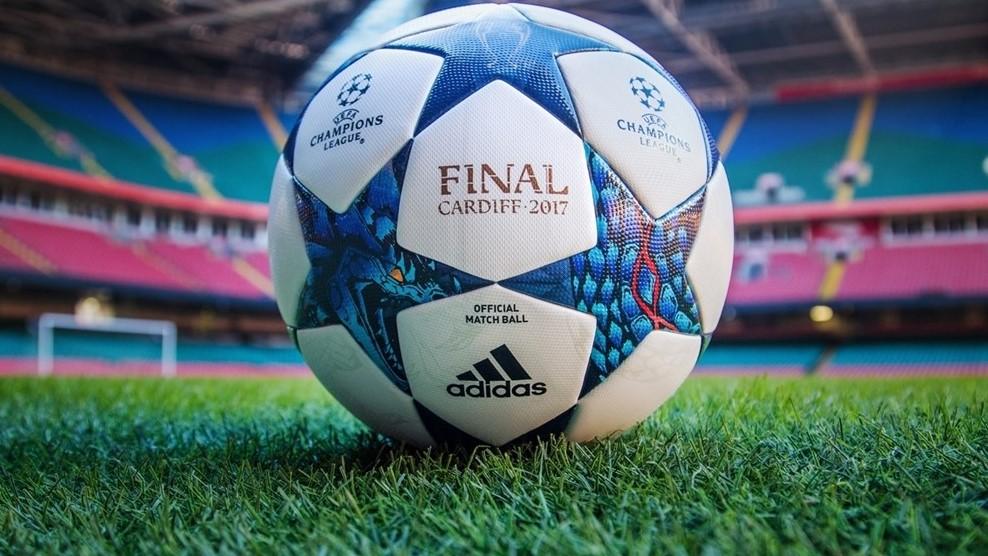 УЕФА представил официальный мяч плей-оффЛЧ