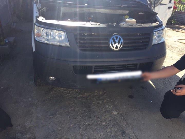 Киевские полицейские продавали вКрым угнанные автомобили