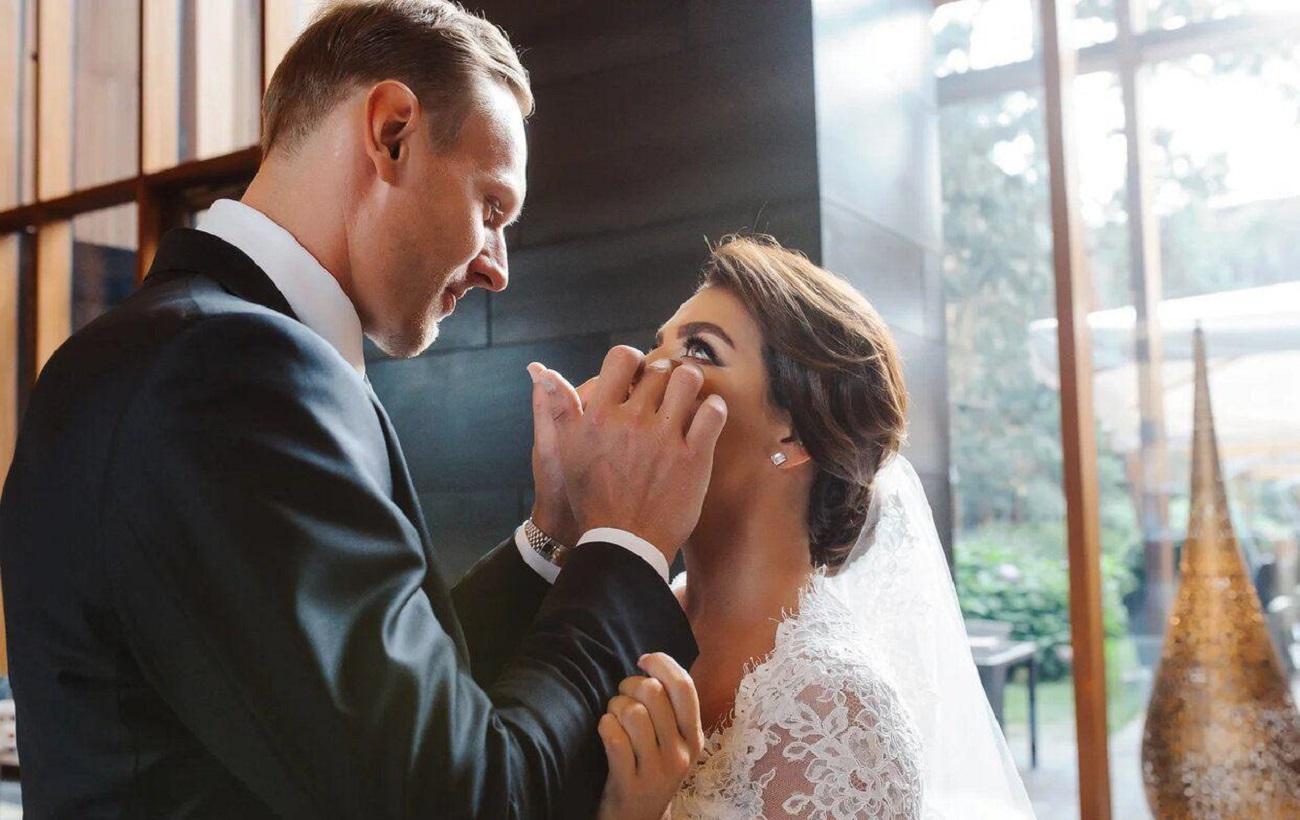 Экс- & quot; ВИА Гра » тайно замужем: свадебные фото