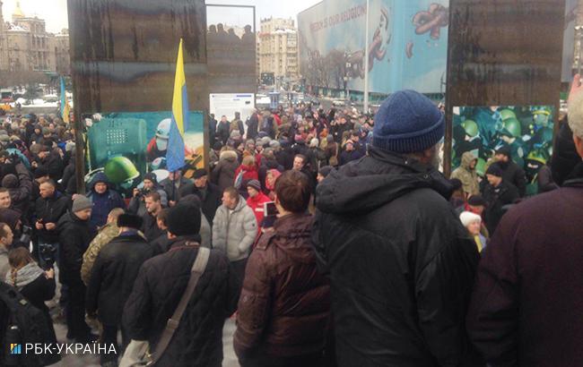Националисты вКиеве посоветовали отправить Саакашвили на отчизну