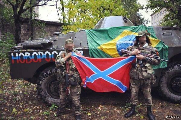 Ваэропорту Борисполь задержали бразильца, который воевал заДНР