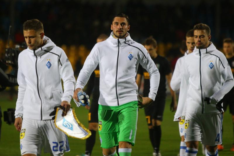 «Динамо» дотиснуло «Олександрію» вовертаймі і також вийшло дочвертьфіналу Кубка