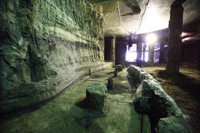Археологічні розкопки в Києві