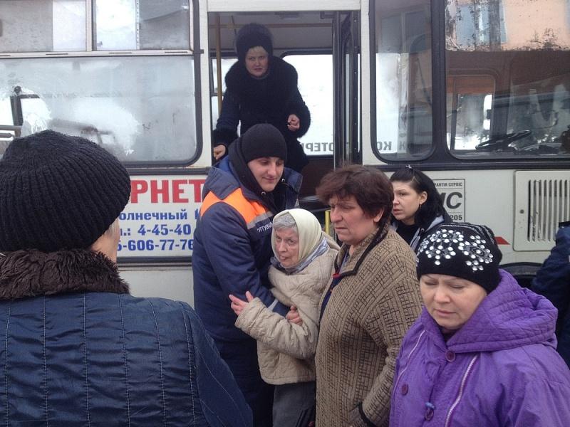 Ситуация вАвдеевке: эвакуированы 149 человек