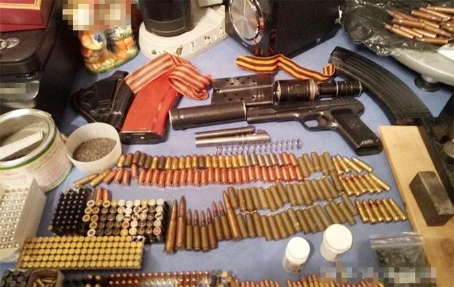 ВОдессе задержали мужчину, который продавал оружие изАТО