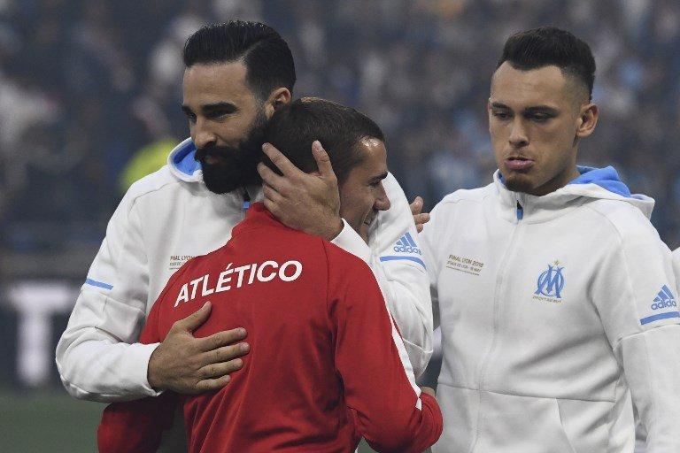 'Марсель' – 'Атлетико' 0:3. Карма
