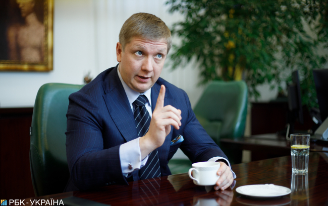 """Андрей Коболев: Ничего не мешает приватизировать """"Нафтогаз"""""""