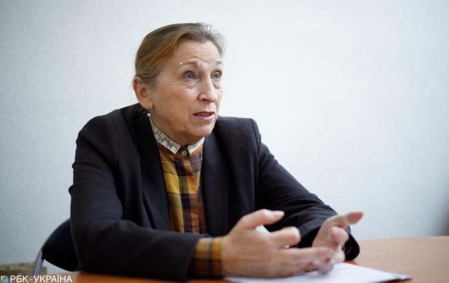 Ірина Бекешкіна: Зеленський особисто поки не зробив нічого, що розділяє суспільство