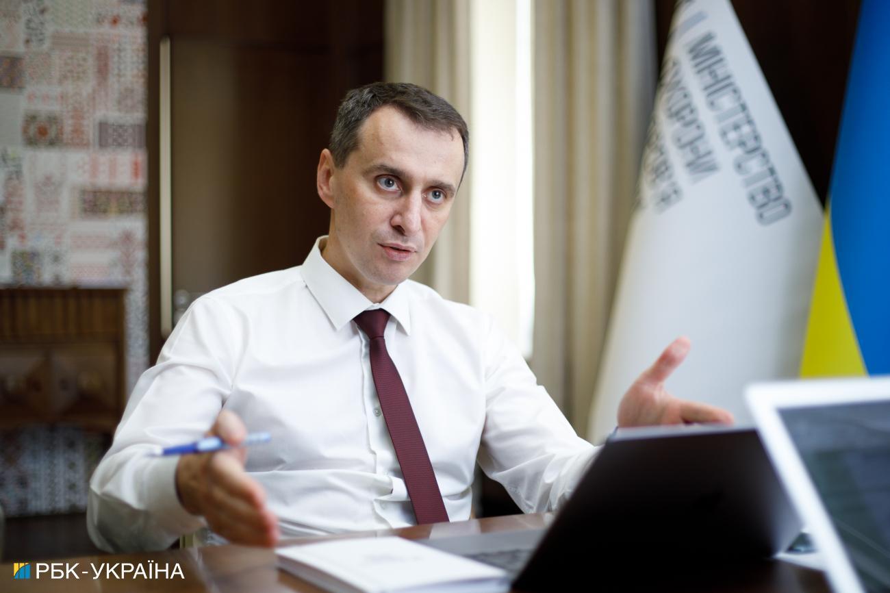 Віктор Ляшко: Робимо все, щоб восени локдауну не було, але цього не виключаємо
