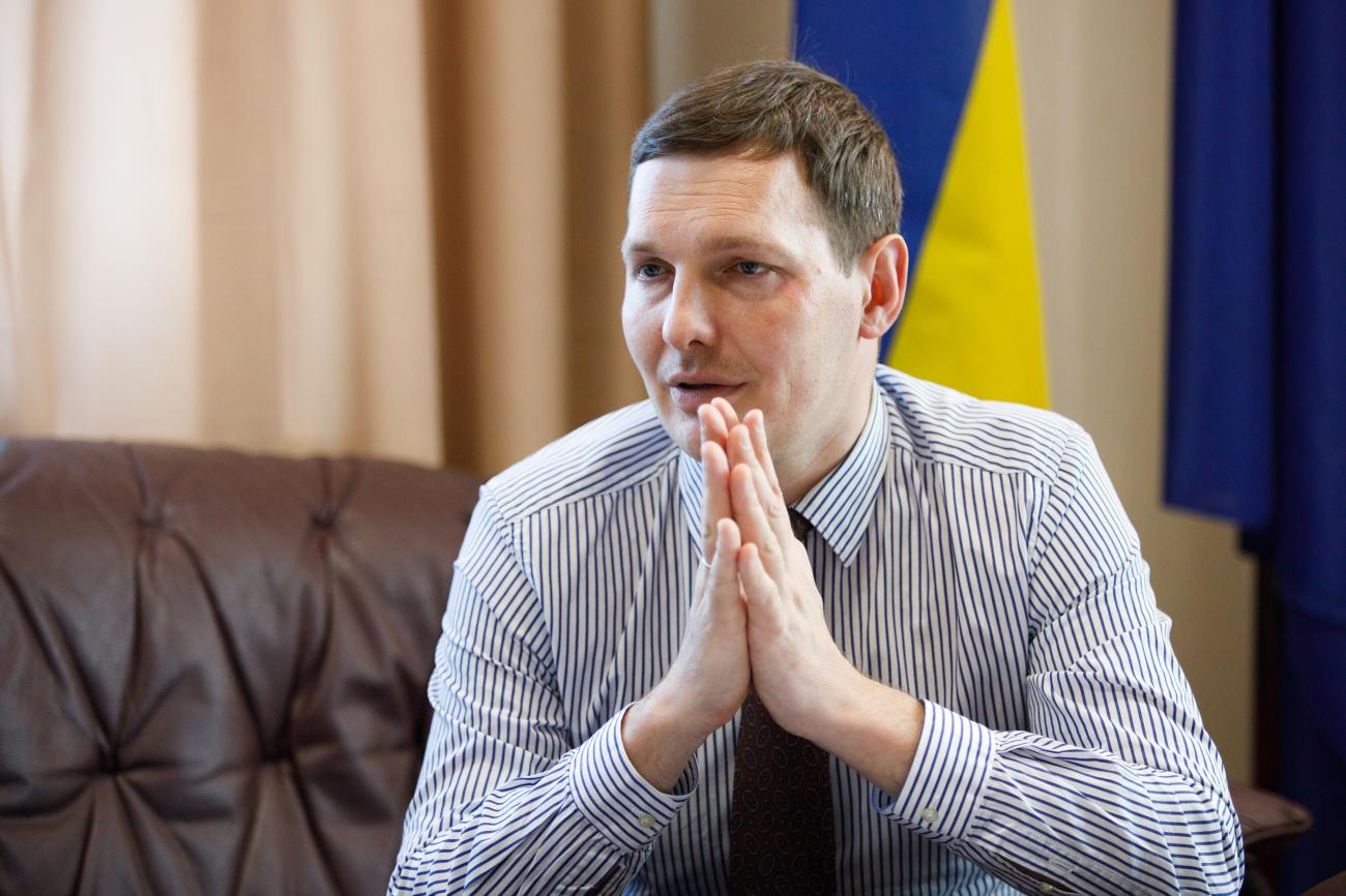 Євгеній Єнін: Російська агресія проти України – це не питання персоналій