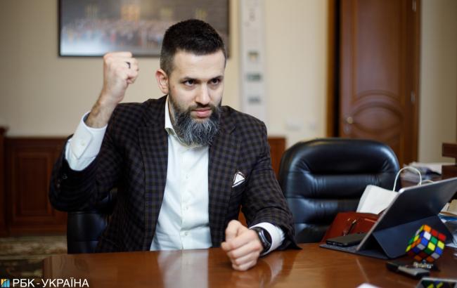 Максим Нефьодов: Контрабанда є, всі це визнають, просто контрабандистів нема