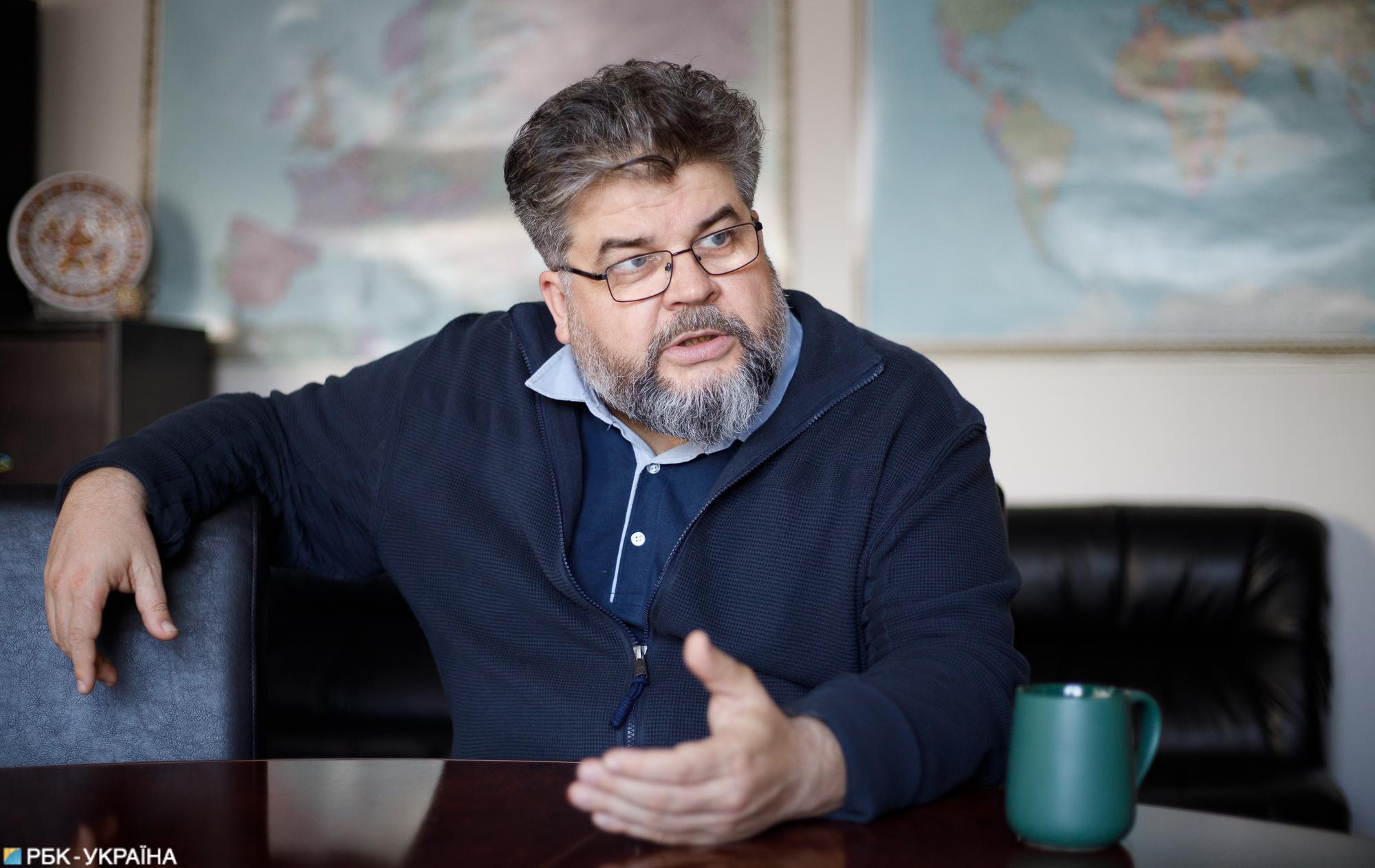 Богдан Яременко: Хотел бы напомнить, что не наши танки стоят под Тамбовом