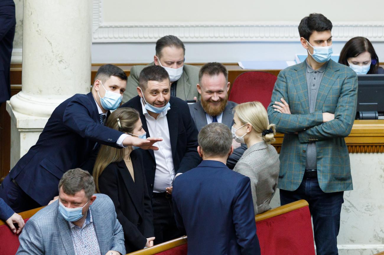 Слово народу. Смогут ли украинцы управлять страной через референдумы