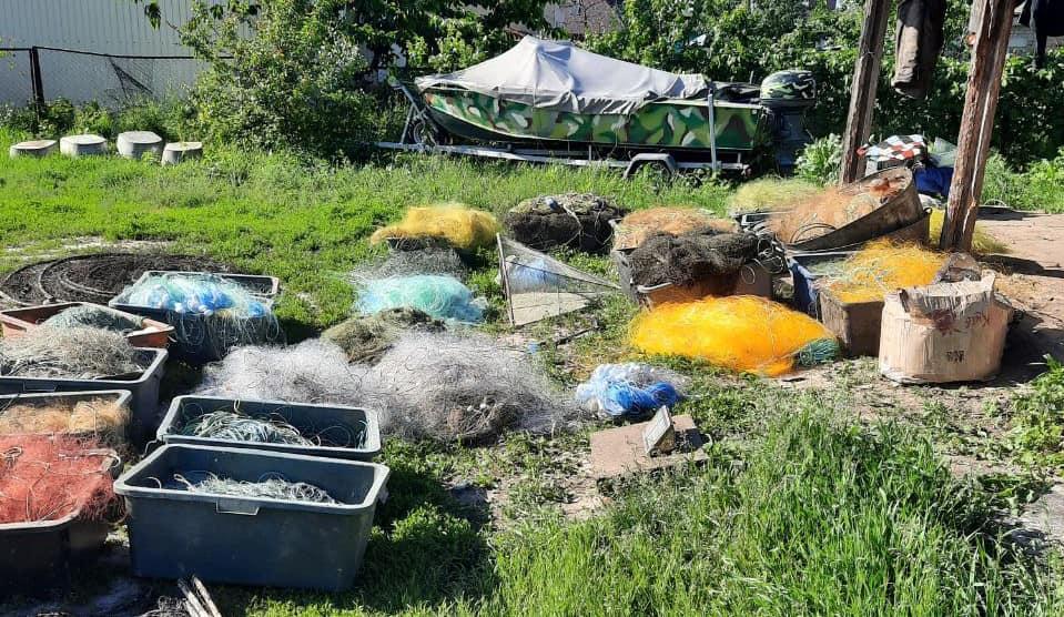 У Києві браконьєри продавали на ринках рибу з Чорнобильської зони